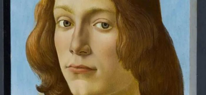 估价8000万美元!波提切利肖像画亮相纽约