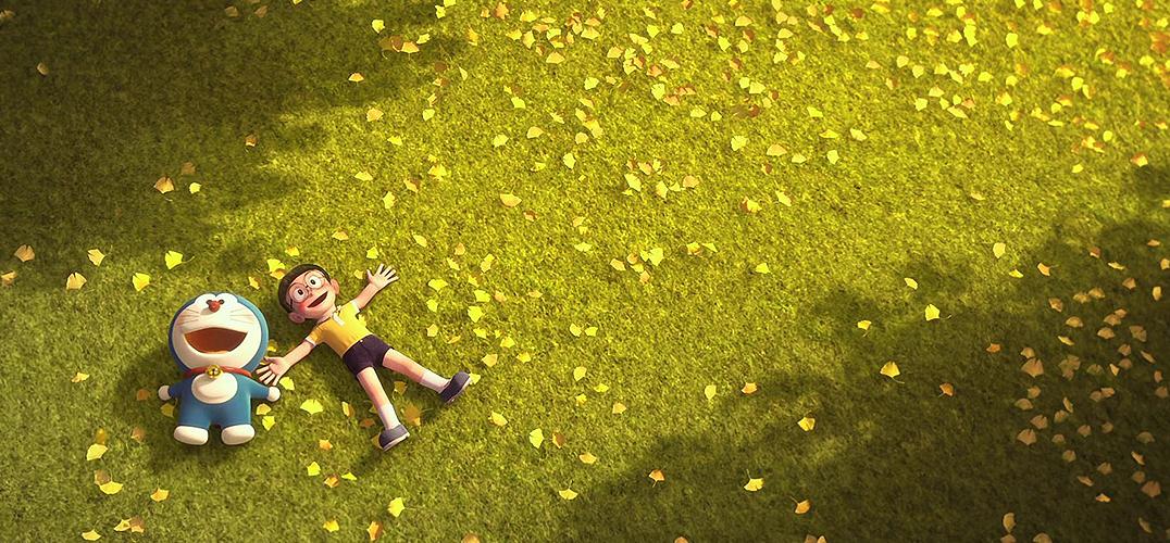 哆啦A梦世界中的时代反思