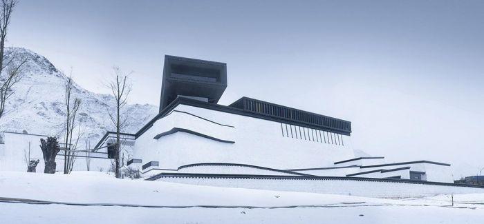 高海拔处看展览!西藏非物质文化遗产博物馆开放