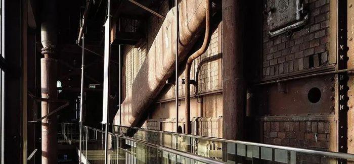 工业锈带复兴 别样的城市风景线