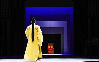 从《名优之死》中窥探京剧与话剧的融合