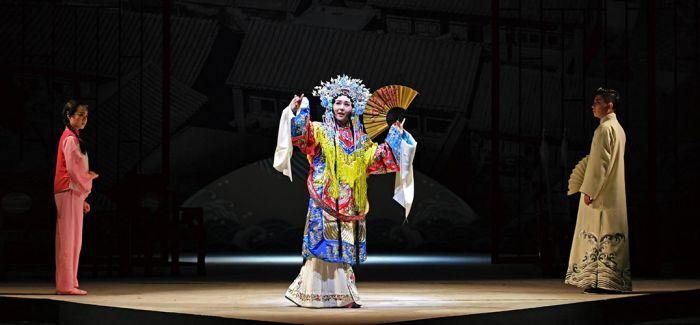 京剧+话剧 北京人艺《名优之死》看点多