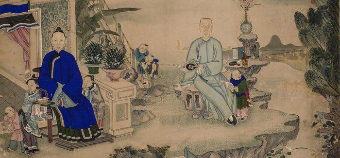 在肖像画中探索中国的文化底蕴