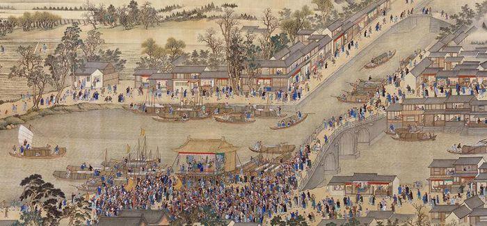 一部江南画史藏着清代国士们出云入云的心迹写照