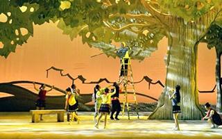 越剧现代戏《核桃树之恋》中的时代集体信念