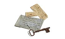 囚禁拿破仑的房间钥匙在苏格兰重见天日