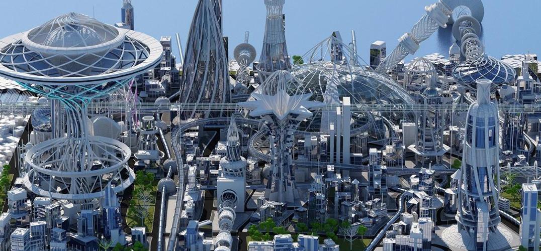 细品未来建筑与环境的博弈