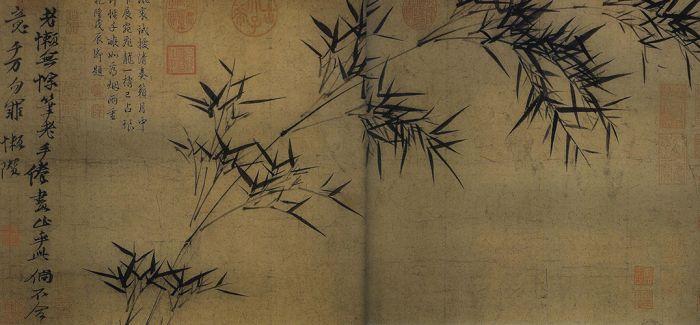 """台北故宫让你在古代画作中品味""""笔歌墨舞"""""""