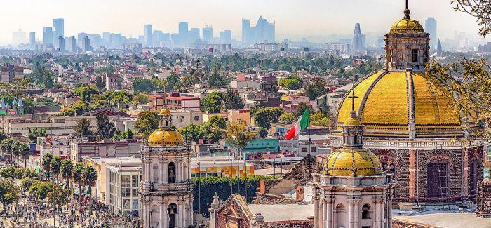 墨西哥城的文艺关键词