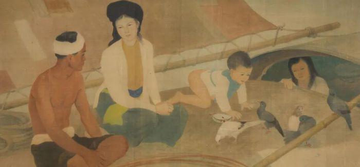 屡创佳绩的越南艺术为何受到藏家追捧?