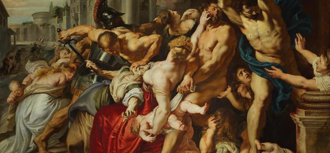 拍场上这十幅古代大师的艺术作品 你需要知道