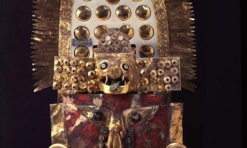 「黄金国之谜 秘鲁安第斯文明特展」