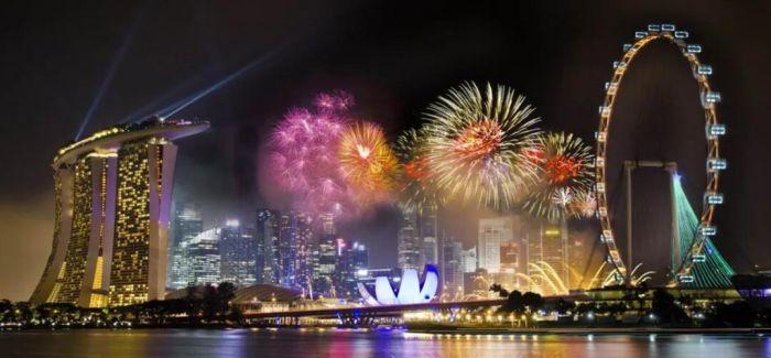 灯光秀 照亮城市夜经济