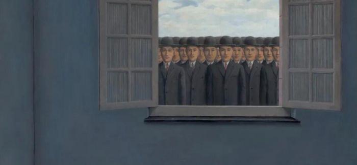 """超现实主义晚拍""""三人行"""":马格利特 米罗及恩斯特"""