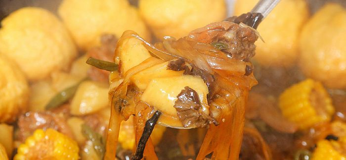 炖的 烩的 熬的 你家的大锅菜怎么做?
