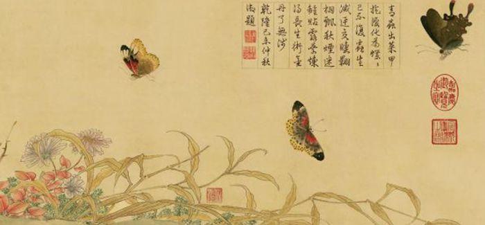 """上海博物馆历代绘画馆换展 """"鸟语花香""""迎新年"""