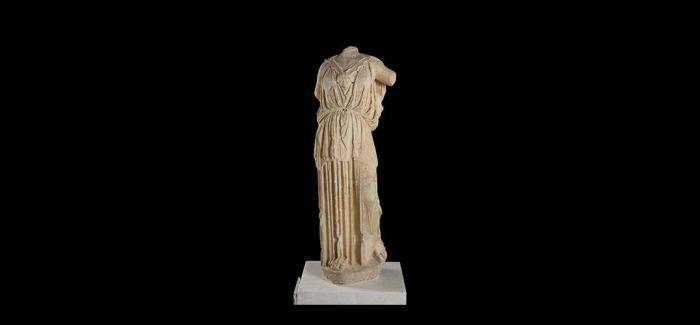 待在家里就能看到雅典娜 数字雅典卫城博物馆开放