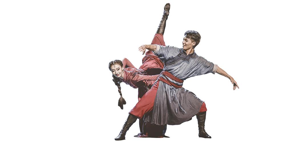《骑兵》:舞台上的中国梦
