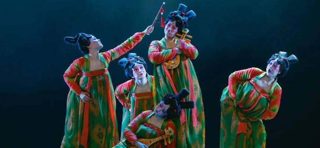 """《唐宫夜宴》在传统文化和新时代生活中""""火出圈"""""""