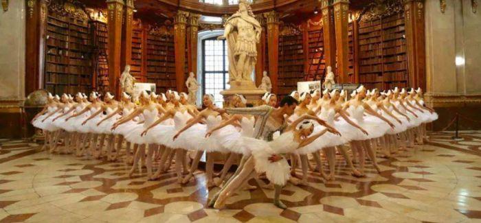 """上海芭蕾舞团开拓""""线上线下""""舞台空间"""