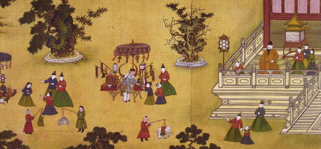 无须穿越 这里还原了老北京过元宵节的真实景象