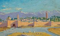 丘吉尔珍贵画作领衔现代英国艺术拍卖