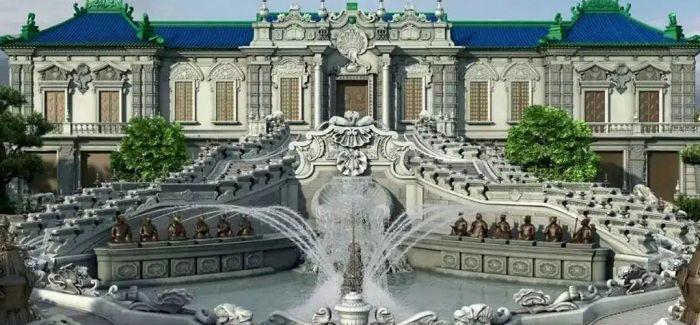 价值千万的兽首原来是古代的水龙头