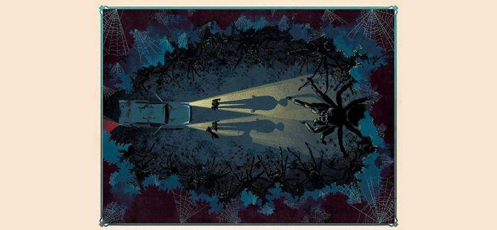 来看看特别版《哈利波特:消失的密室》封面设计!