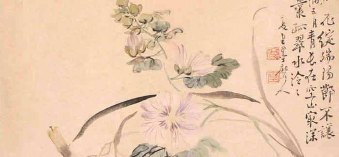 """凝神静气!品读中国传统花鸟画中的""""生""""与""""活"""""""