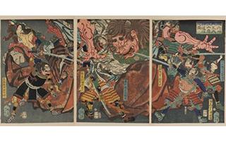 浮世绘 日本江户时代的清明上河图?