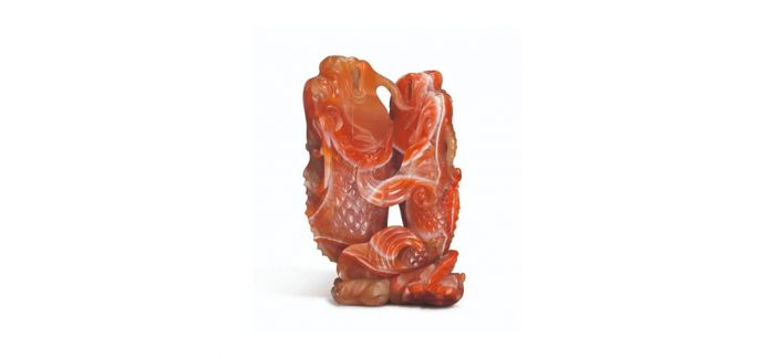 英国家族收藏中国艺术珍品伦敦上拍