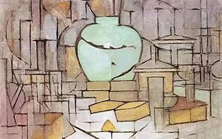 蒙德里安和他的抽象艺术