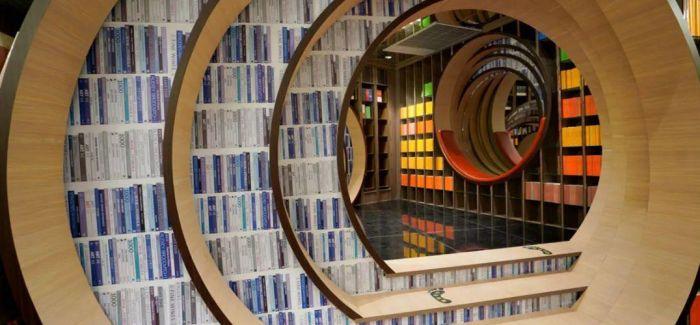 「最接近天堂的模样」原来书店可以这么美!