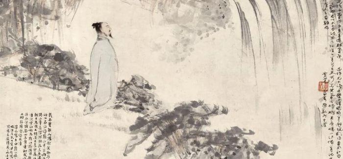 两帧傅抱石书画作品登陆香港春季拍场