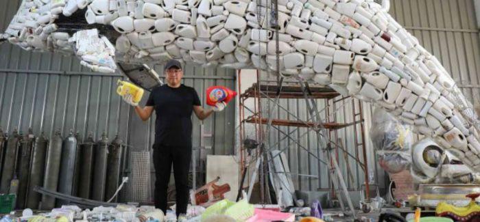 艺术家徐国峰:当垃圾成为艺术作品世界会是怎样?