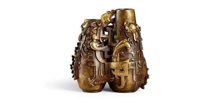 23件中国晚期铜器香港上拍