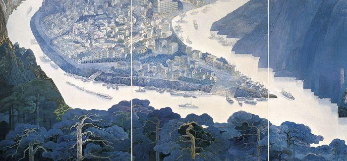 清华校庆献礼:首都国际机场壁画创作背后的故事