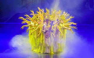 《丝路花雨》2021演出季在敦煌大剧院拉开帷幕