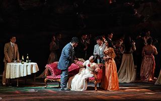 国家大剧院版《茶花女》迎来第六轮演出