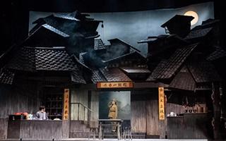 继承和传播抗战戏剧文化 《雾重庆》再登台