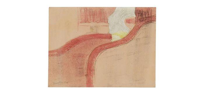 劳特累克和他的平版印刷版画