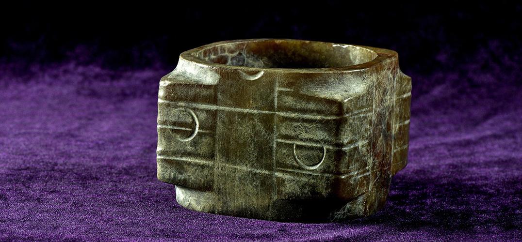 玉琮:良渚文化权力的象征