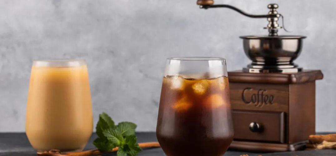 冰博克 泡沫咖啡……这些还是我的每日续命水吗?