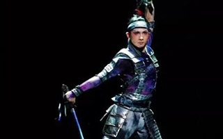 古典舞《秦俑魂》:讲好中国故事 传递中国声音