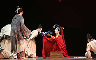 """用音乐剧传播中华传统文化 让古典IP在当代""""复活"""""""