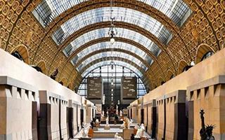 从废弃火车站到博物馆 奥赛博物馆的进阶之路
