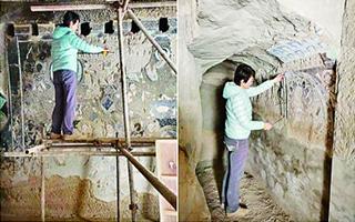 500余件新疆克孜尔石窟流失壁画回家