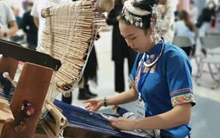 千余件鄂湘赣皖非物质文化遗产展品武汉展出