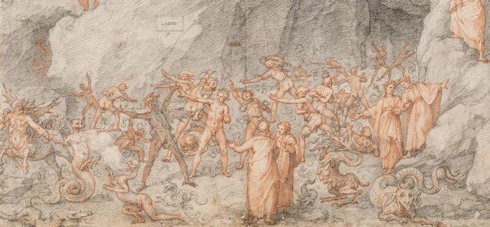 群星闪耀的序章 但丁700周年线上纪念展