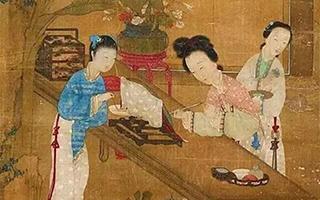 关于美女 中国版画VS日本浮世绘有何不同